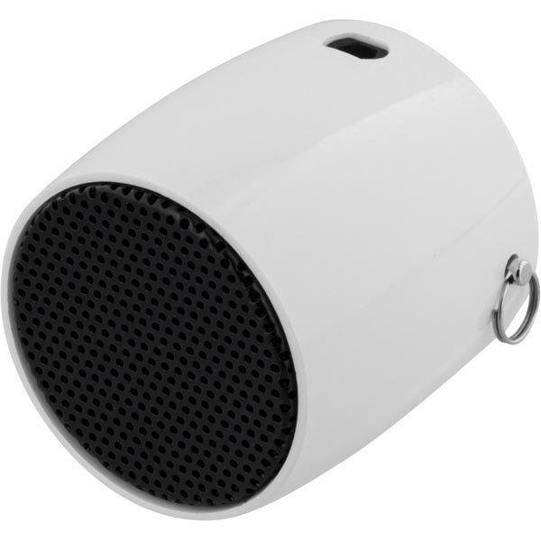 STREETZ Mini Bluetooth-kaiutin 300mAh Li-Ion akku 3w valk