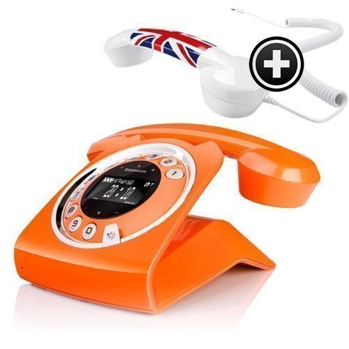Sagem Sixty Orange Single