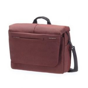 Samsonite Network2 Messenger Laptop Bag for 15'' Ionic Red