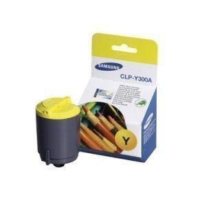 Samsung CLP-300/300N/CLX3160N/3160FN/2160N/2160FN Toner Yellow 1K