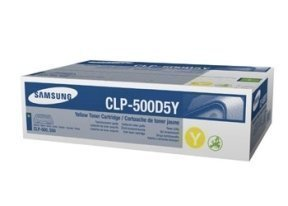 Samsung CLP 500/550 Toner Yellow 5K