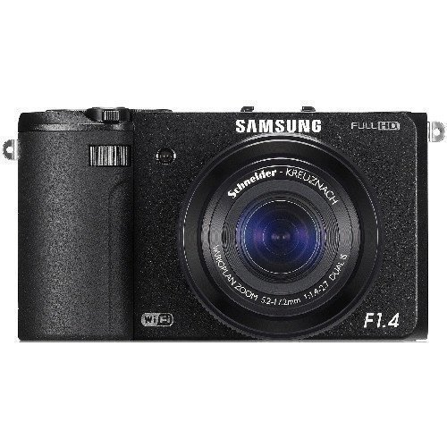 Samsung EC-EX2FZZBPBE2 Black