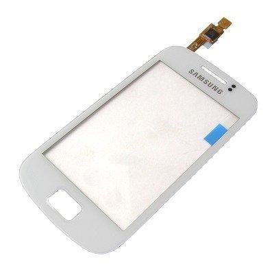 Samsung Mini 2 S6500 GT-S6500 Digitizer kosketuspaneeli - Valkoinen