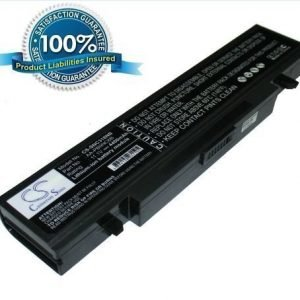 Samsung Q318 R510 R468 R710 R522 akku 4400 mAh Musta