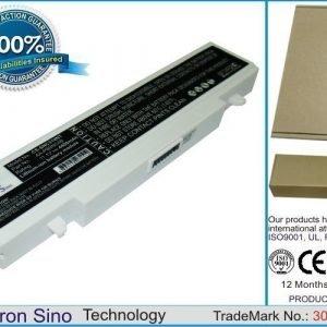 Samsung Q318 R510 R468 R710 R522 akku 4400 mAh Valkoinen