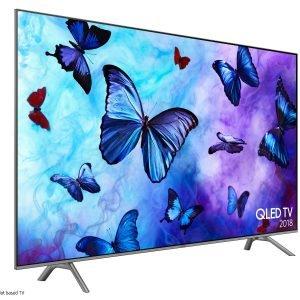 Samsung Qe49q6fna 49'' 4k Uhd Smart Qled Tv Televisio