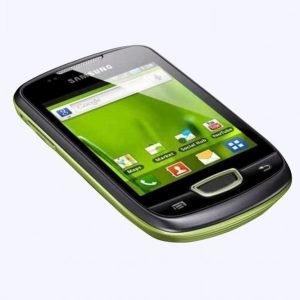 Samsung S5570 Galaxy Mini Lime