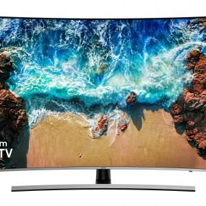 Samsung Ue55nu8505 Curved 4k Uhd Smart Tv 55'' Televisio