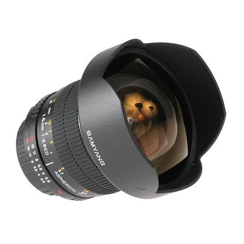 Samyang 14mm F 2.8 for Canon Fast