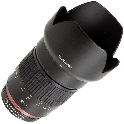 Samyang 35mm F 1.4 For Canon