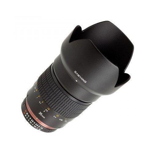 Samyang 35mm F 1.4 For Nikon