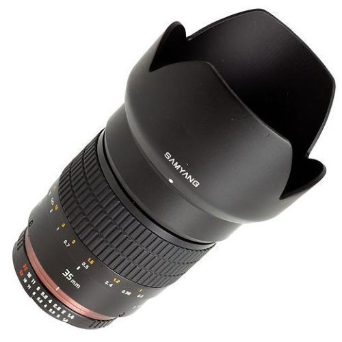 Samyang 35mm F 1.4 For Olympus & Panasonic