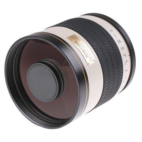 Samyang 800mm Mirror F 8