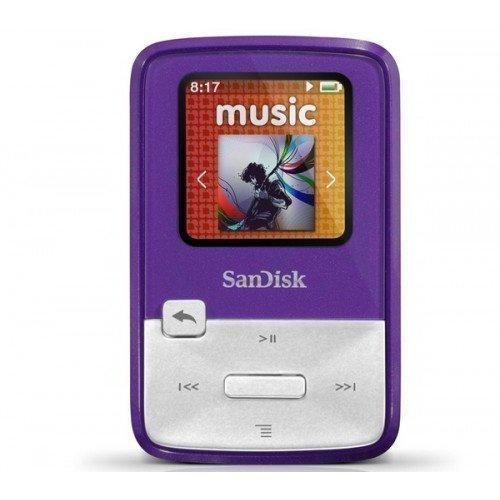 Sandisk Sansa Clip Zip 4GB Purple