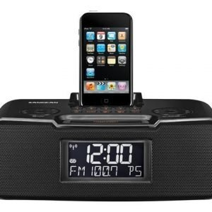 Sangean RCR10 Black iPod Docking