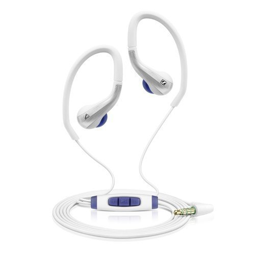 Sennheiser Adidas OCX685i Sport In-Ear with Mic3 for iPhone White / Purple