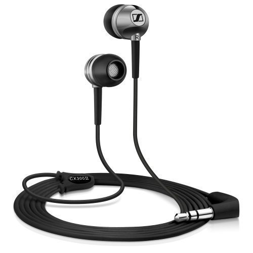 Sennheiser CX 300 II In-Ear Chrome