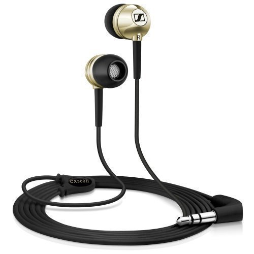 Sennheiser CX 300 II In-ear Gold