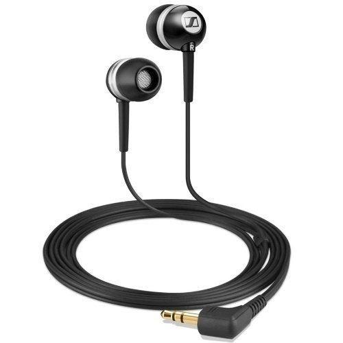 Sennheiser CX300-II Precision In-ear Black