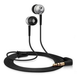 Sennheiser CX300-II Precision Silver In-ear