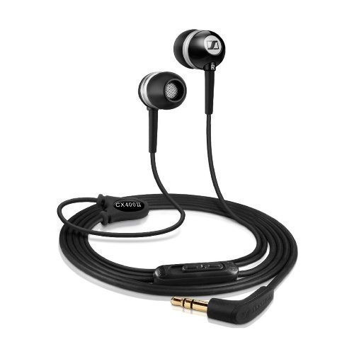 Sennheiser CX400-II Precision Black In-ear