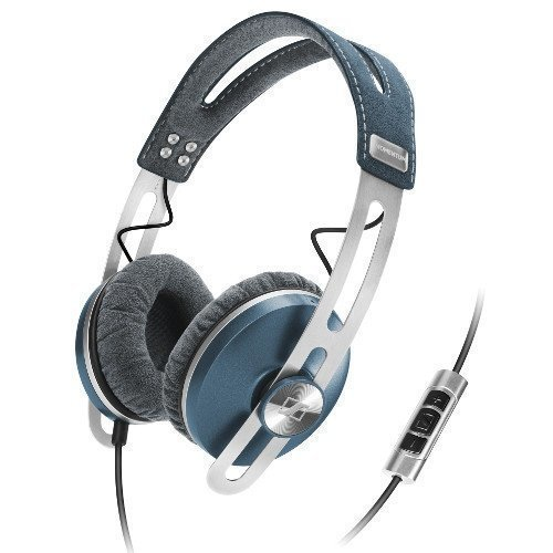Sennheiser Momentum On-ear with Mic3 Blue