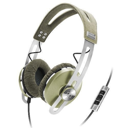 Sennheiser Momentum On-ear with Mic3 Green