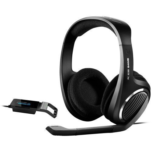 Sennheiser headset PC323D