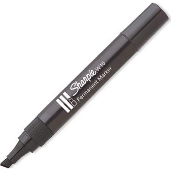 Sharpie merkkauskynä W10 12 kpl huopakynää kuivaamaton musta