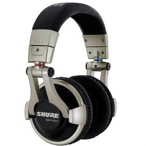Shure SRH750DJ Fullsize