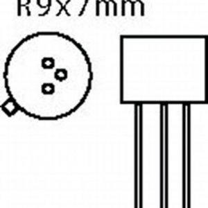 Si-n 100 V 1 A 0.75 W 50 MHz