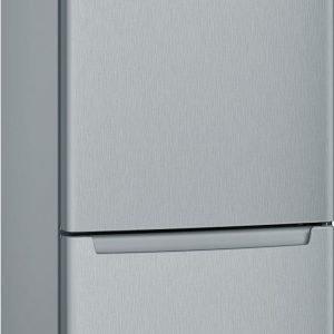 Siemens Kg36nnl30 Iq100 Jääkaappi Pakastin Inox Look Teräs