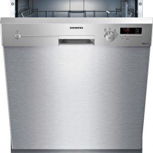 Siemens Sn414i01as Iq100 Astianpesukone Teräs