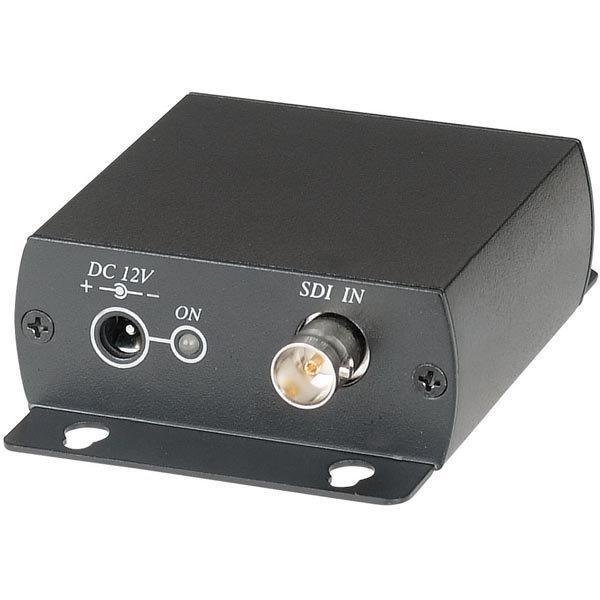 Signaalinvahvistin HD-SDI jatke BNC - BNC RS485 musta
