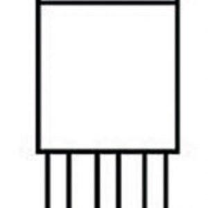 Silicon power darlington transistor