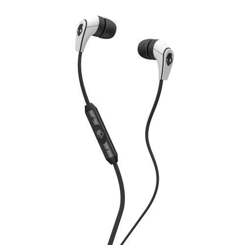 Skullcandy 50/50 2.0 In-Ear with Mic3 for iPhone White / Black
