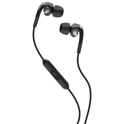 Skullcandy FIX 2.0 In-Ear with Mic3 for iPhone Black / Chrome