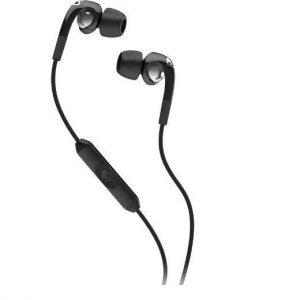 Skullcandy FIX IN EAR Black / Chrome w/ Mic3 Nappikuuloke