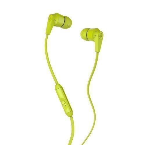 Skullcandy Inkd 2.0 In-Ear with Mic1 Lime Green / Black