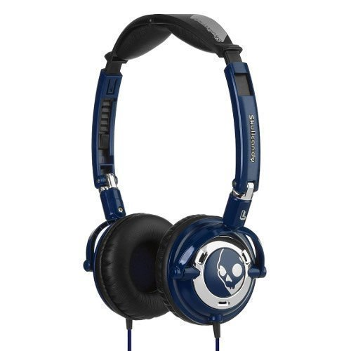 Skullcandy Lowrider 2.0 On-Ear Mic3 for iPhone Blue