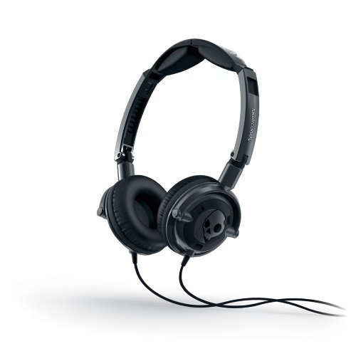 Skullcandy Lowrider 2.0 On-Ear with Mic1 Black