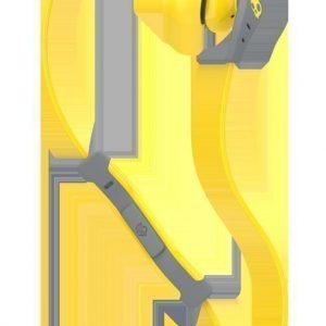 Skullcandy METHOD Nappikuuloke Yellow/Gray/Yellow