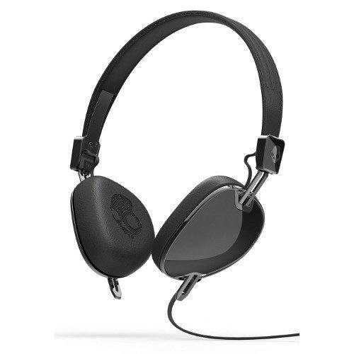 Skullcandy Navigator 2.0 On-ear with Mic3 Black