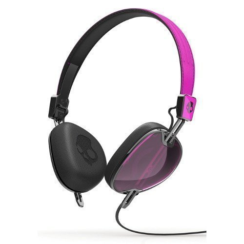 Skullcandy Navigator 2.0 On-ear with Mic3 Pink