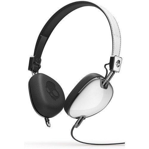 Skullcandy Navigator 2.0 On-ear with Mic3 White