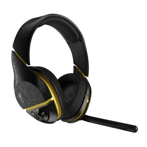 Skullcandy PLYR2 Cordless Headset Black & Yellow
