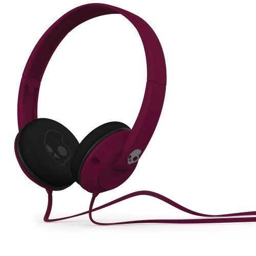Skullcandy Uprock 2.0 On-Ear with Mic1 Burgundy Red