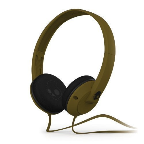 Skullcandy Uprock 2.0 On-Ear with Mic1 Military Green