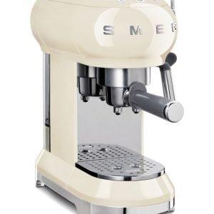 Smeg Ecf01creu Espressokeitin