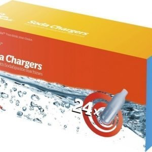 Soda Charger 24-pack